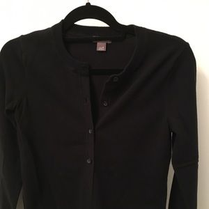 Eddie Bauer Women's Black Cardigan